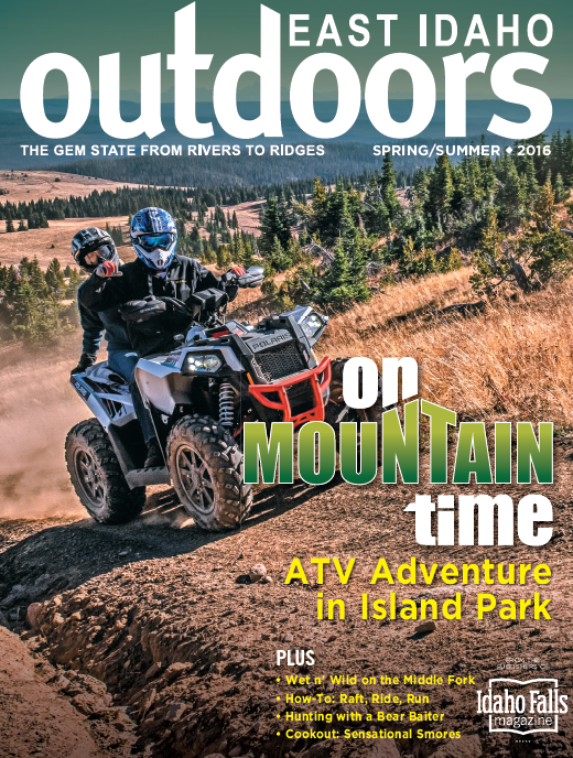 This links to the latest issue of East Idaho Outdoor Magazine.