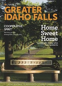 This links to the latest issue of Greater Idaho Falls Magazine.