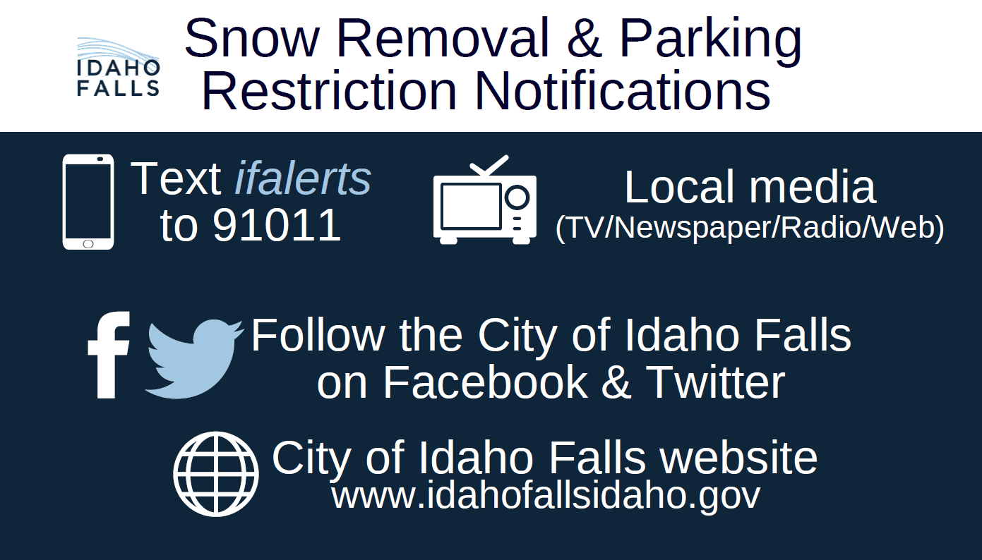 Snow Removal Notifications