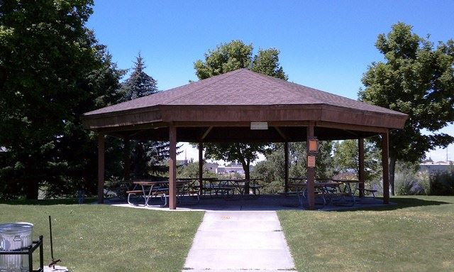 South Capital Park Shelter